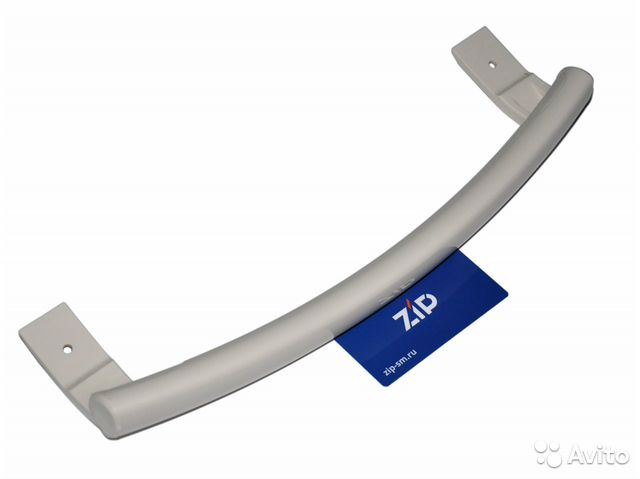 Ручка холодильника LG изогнутая (слоновая кость)  89290812725 купить 2