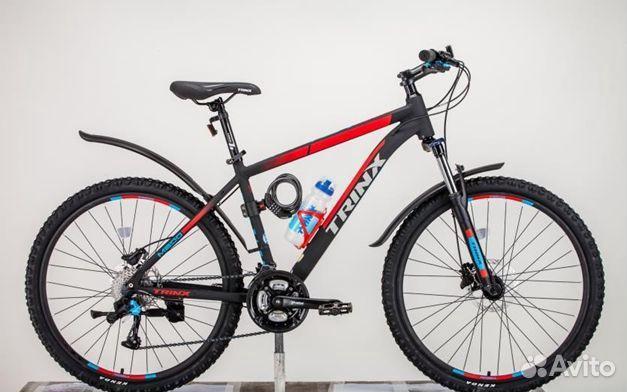 89527559801 Велосипед новый