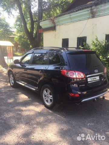 Hyundai Santa Fe, 2012 89210656665 купить 3