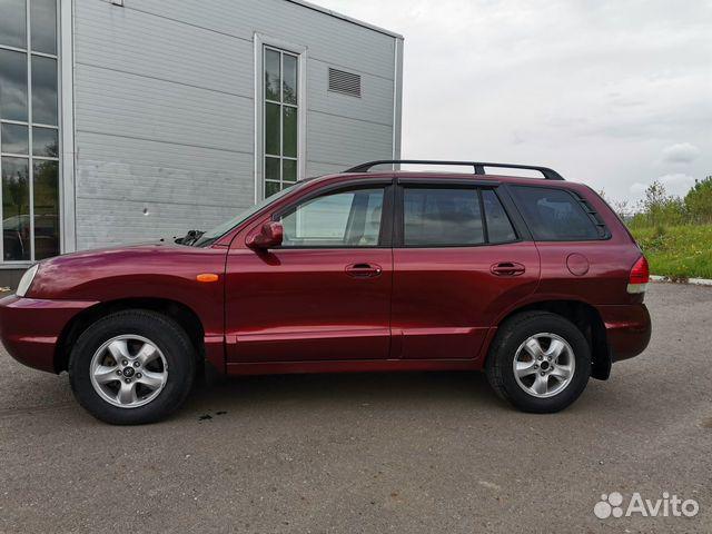 Hyundai Santa Fe, 2009 купить 3