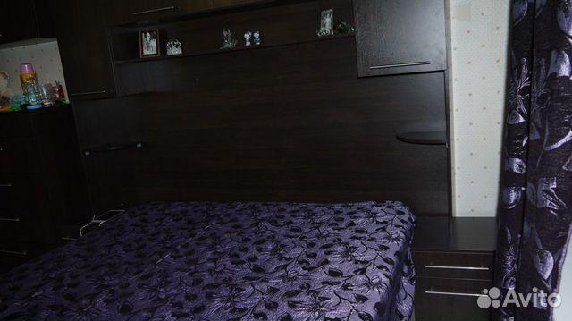 Комплект кровать, матрас, изголовье, тумбочки  89506276098 купить 7
