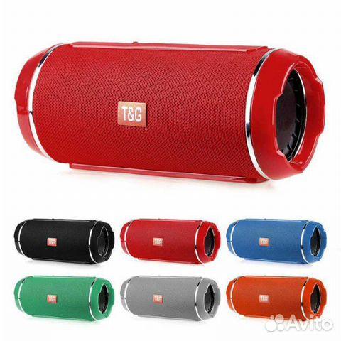 Беспроводная bluetooth колонка TG116 BT Speaker