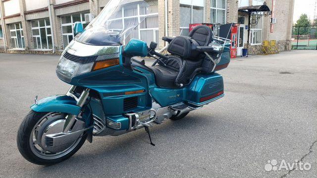 Honda GL 1500 SE 1992г.в купить 4