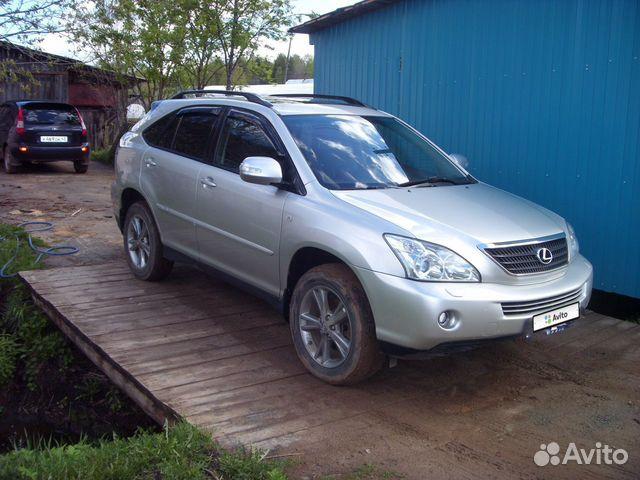Lexus RX, 2007 89097188620 купить 2