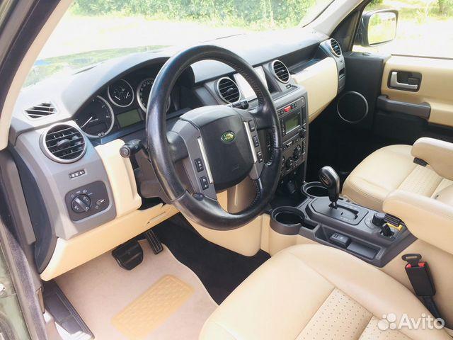 Land Rover Discovery, 2007  89034195560 купить 7