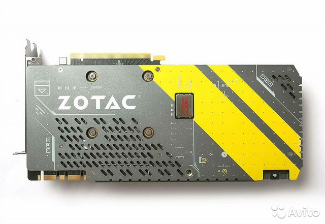 Zotac gtx1070 amp extreme 8gb  купить 2