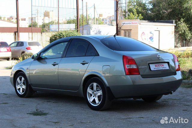 Nissan Primera, 2005  89883900490 купить 5