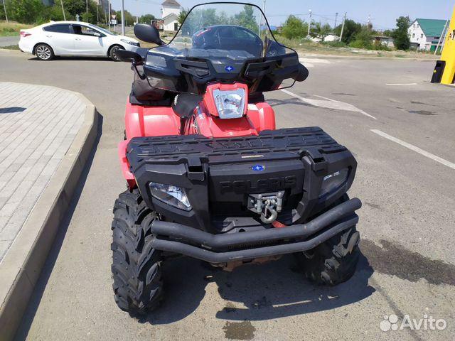 Polaris sportsman 700twin EFI инжектор  89034093955 купить 3