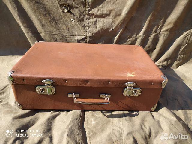 Старый чемодан из СССР (1)  89033713097 купить 1
