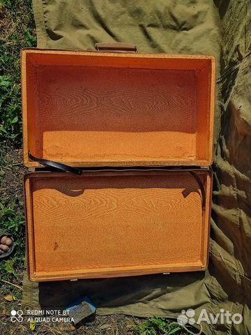 Старый чемодан из СССР (1)  89033713097 купить 6
