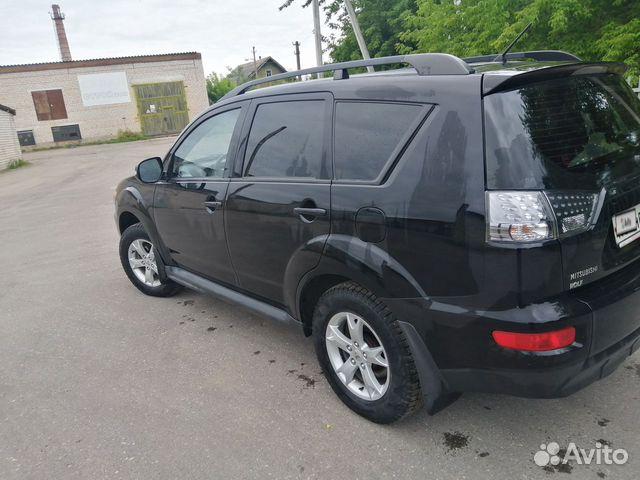 Mitsubishi Outlander, 2011  89062223807 купить 1