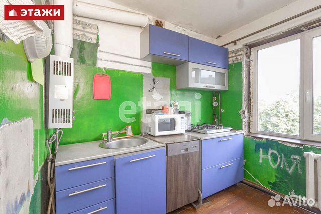 1-к квартира, 31 м², 5/5 эт.  89216201871 купить 4