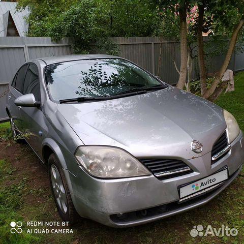 Nissan Primera, 2003  89584736777 купить 3