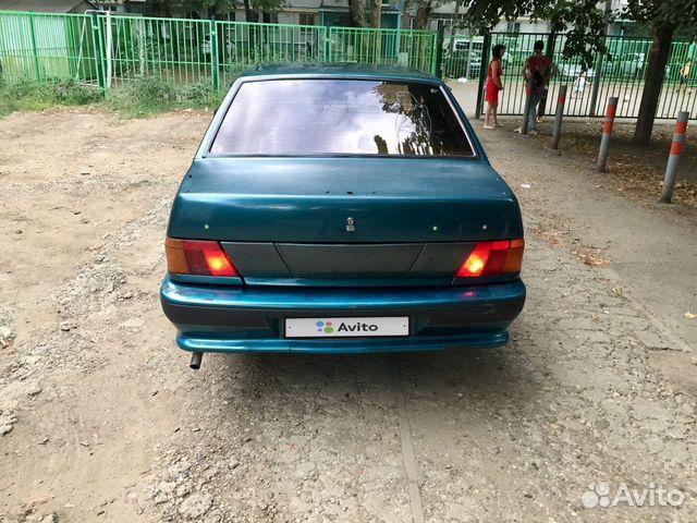 ВАЗ 2115 Samara, 2001  89182771835 купить 2