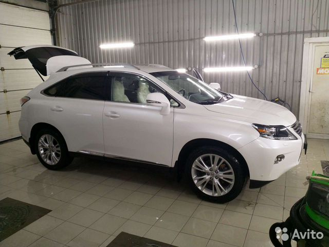 Lexus RX, 2013  89092683607 купить 6