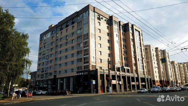 1-к квартира, 40 м², 6/10 эт.  89040059449 купить 1