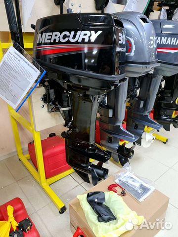Мотор Mercury 30M (новые моторы с завода tohatsu)  83462447044 купить 2