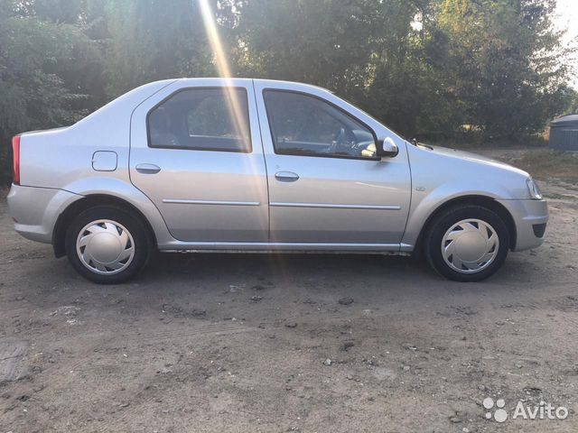 Renault Logan, 2012  89036551173 купить 6
