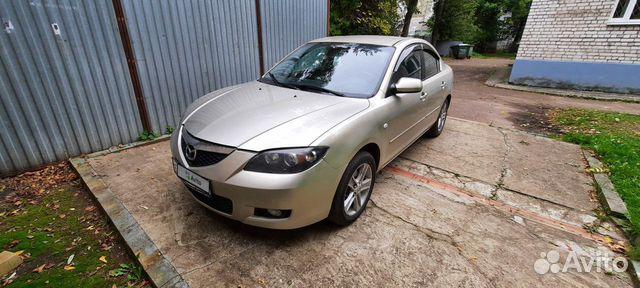 Mazda 3, 2007  89065553993 купить 1