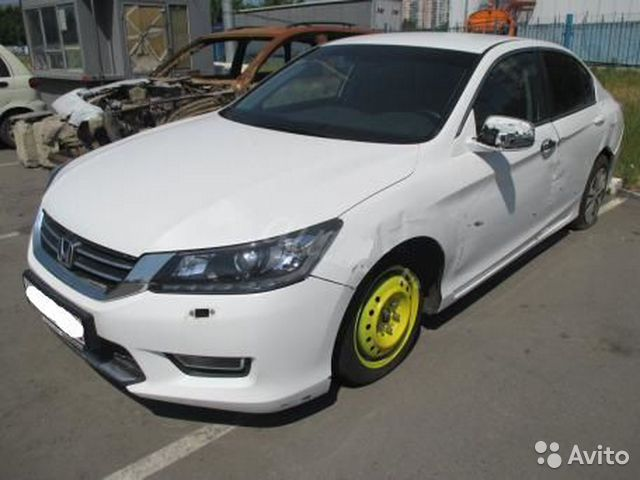 Honda Accord IX 2013 в разбор— фотография №1