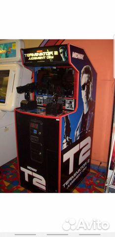 Купить игровой автомат терминатор игровой автомат хватайка выиграть