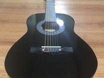 Классическая Гитара с коробкой новая