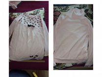 Пакет вещей на девочку ростом 116-122см