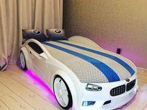 Кровать машина детская в Перми в наличии