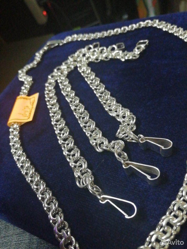 Серебряные браслеты Bismark 925 пробы. Новые от  89118641255 купить 3