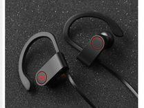 Новые спорт бас Bluetooth наушники водостойкие