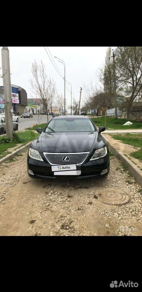 Lexus LS, 2008  89632837054 купить 5