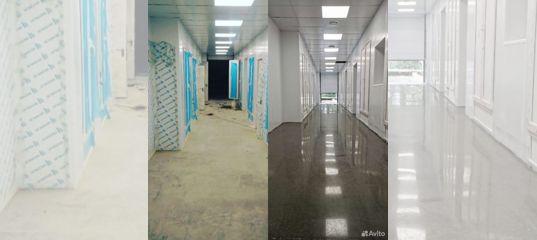 Полировка бетона уфа перфораторы для бетона