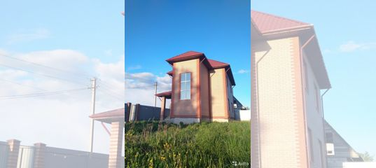 Коттедж 150 м² на участке 8.6 сот. в Тульской области | Недвижимость | Авито