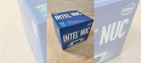 Мини пк Mini PC Intel NUC NUC5cpyh с Windows 10 купить в Москве | Бытовая электроника | Авито