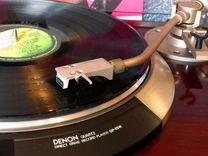Проигрыватель винила Denon DP-55M (1981 м.г.) — Аудио и видео в Екатеринбурге