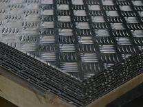 Алюминиевый лист Квинтет 3х1000х1500 амг2нр