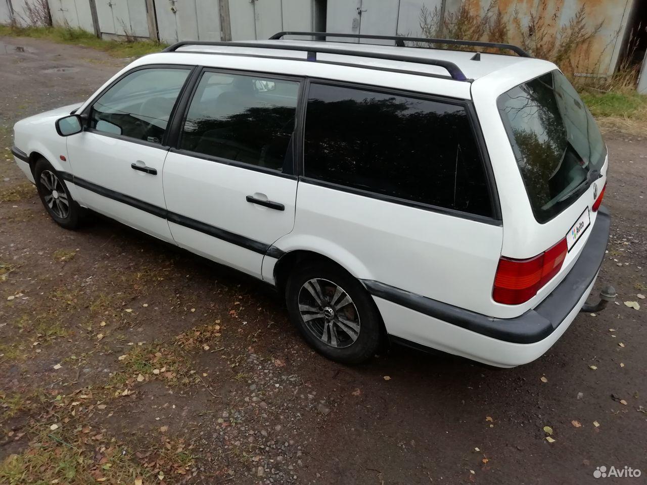 Volkswagen Passat, 1993  89111342446 купить 2