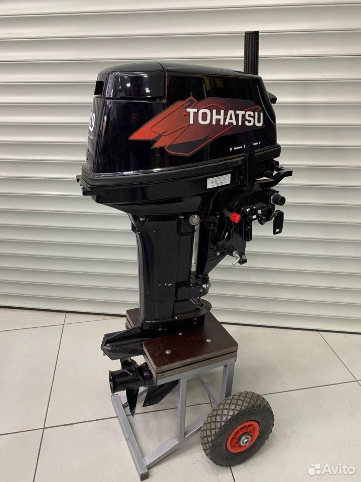 Лодочный мотор Tohatsu M 9.9 D 2 S