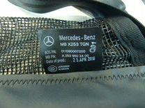 Сетка багажника Mercedes GLC W253 X253