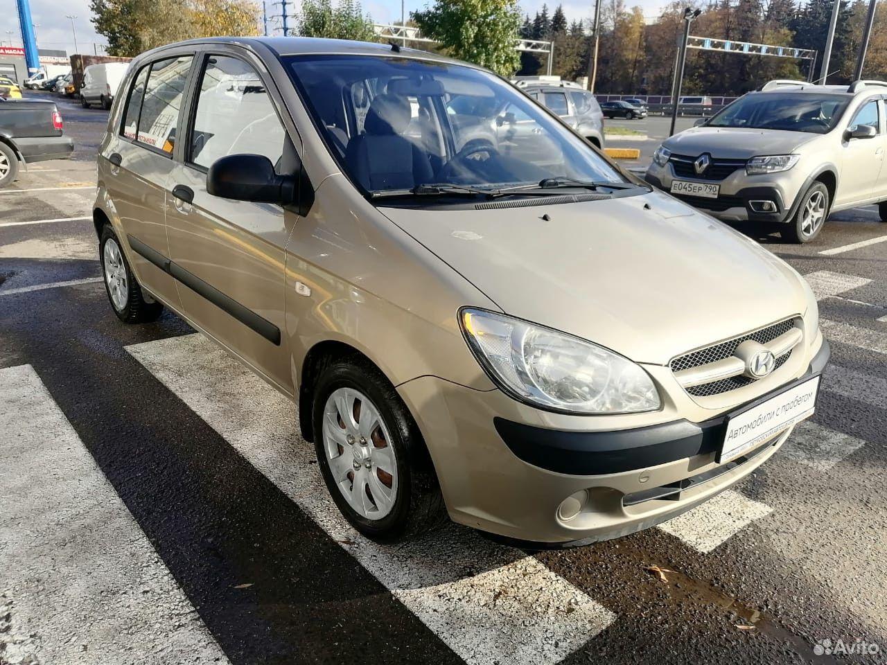Hyundai Getz, 2006  84954871004 купить 3