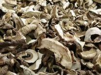 Грибы белые(сушёные) сибирские — Продукты питания в Краснодаре