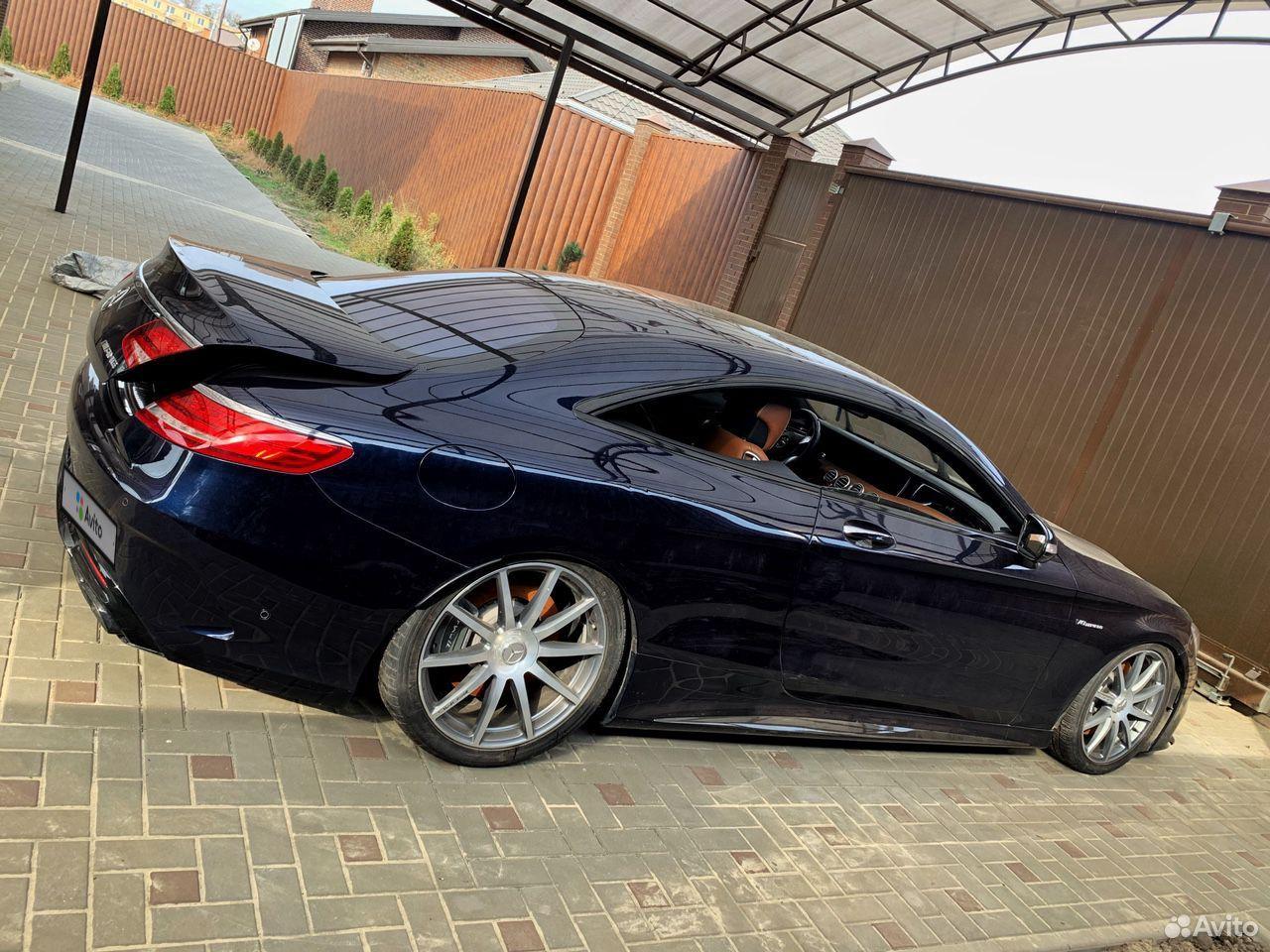 Mercedes-Benz S-класс AMG, 2015  89885309861 купить 5