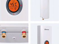 Проточный водонагреватель topflow 6000