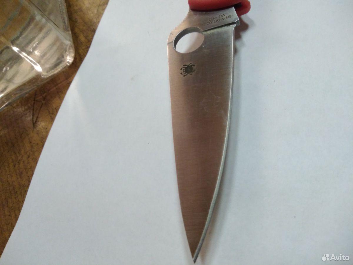 Нож Spyderco Endura  89506312966 купить 3