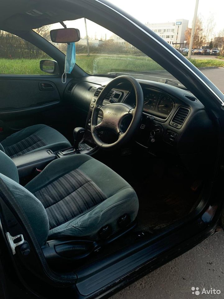 Toyota Mark II 1993