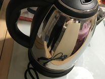 Новый чайник электрический