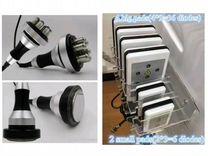 Криолиполиз + Кавитация + RF + 6 Lipo Laser Sl8 — Оборудование для бизнеса в Москве
