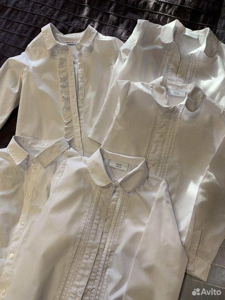 Блузки школьные  89025669880 купить 1