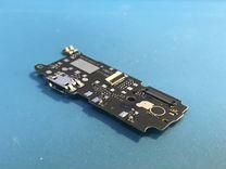 Xiaomi Redmi Note 4 - плата с разъемом USB