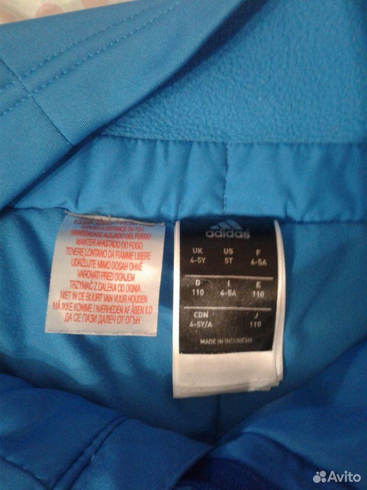 Штаны зимние Adidas 110см  89506331070 купить 2